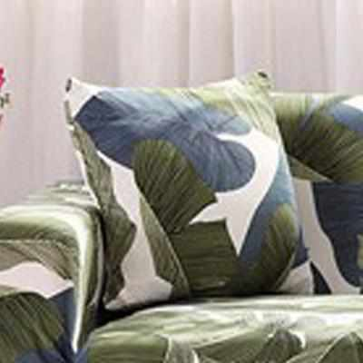 Flower pattern Sofa Cushion Cover-Pillow Case and Shams-Golonzo