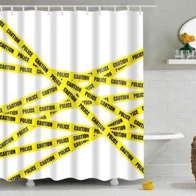 Fashion Pattern Shower Curtain-Shower Curtains-Golonzo