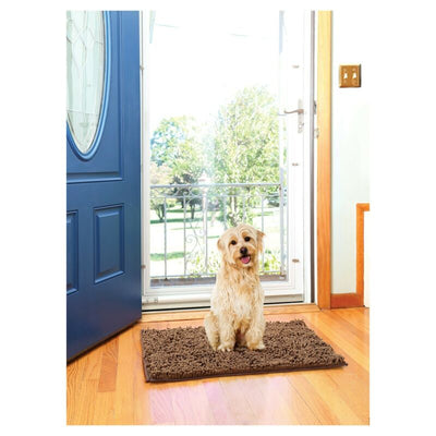 Super Absorbent Pet Mat - Cat or Dog Dirt and Food Mess Traps-Bath Mat and Rug-Golonzo