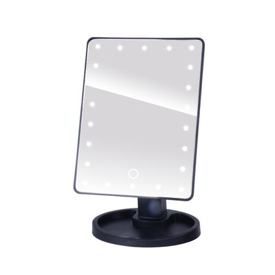 Led Makeup Mirror With Lights-Face Mirrors-Golonzo