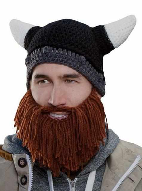 249ab9f8 The Legendary Barbarian Viking Beard Beanie