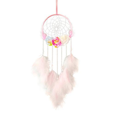 Home Decoration Dream Catcher Feathers Hand-Craft Decoration Maker-Golonzo