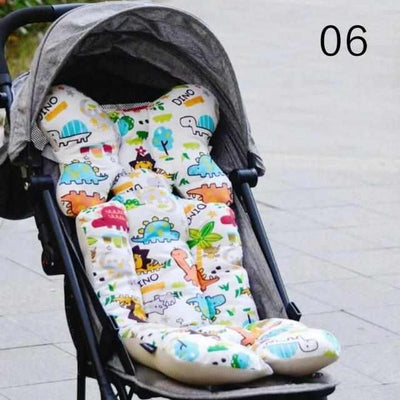 Baby Stroller Pad Seat - Warm Cushion-Baby Strollers Accessories-Golonzo