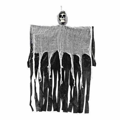 Halloween Hanging Ghost Haunted-wall sticker-Golonzo