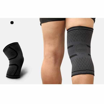 Fitness Running Cycling Knee Support Braces - Elastic Nylon Sports Compression-Supports & Braces-Golonzo
