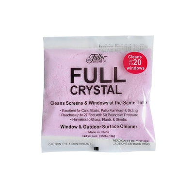 Full Crystal Refiller - Window Cleaner / Car Wash-Glass & Surface Cleaner-Golonzo