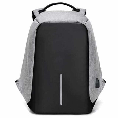 Third Generation USB Charger Anti Theft Backpack-Backpacks-Golonzo