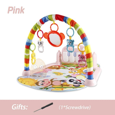 Baby Gym Playmat-Play Mats & Gyms-Golonzo