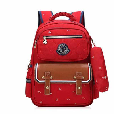 Orthopedics Fashion Children School Backpack - Waterproof School bags For Boys/Girls-School Bags-Golonzo