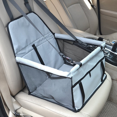 Travel Dog Car Seat Cover Folding Hammock Pet Carriers Bag Carrying-Dog Supplies-Golonzo