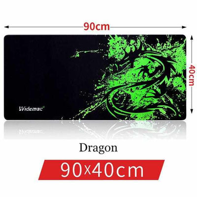 900*400 mm Laptop Gaming Mouse Pad - Locking Edge Mousepad-Mouse Pads-Golonzo