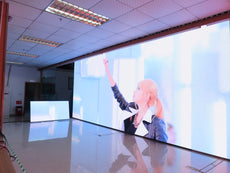 P 3,91 SMD Indoor full colour led display-32sqm