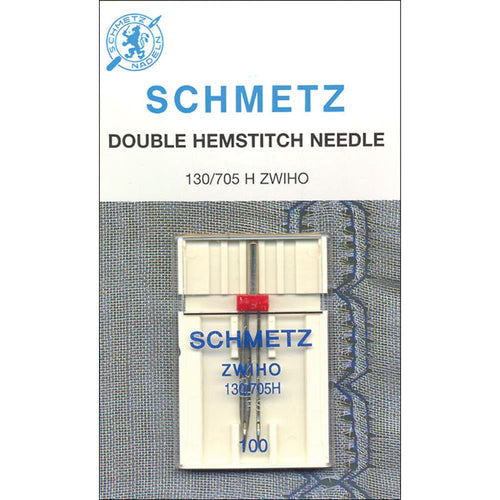Schmetz Double Wing Needle - 100/16