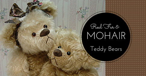 Sewing Lesson #48 Heirloom Teddy Bears