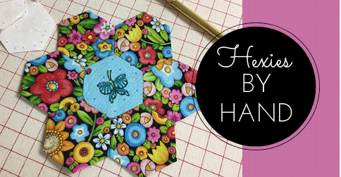 Sewing Lesson #40 Introduction To Hexies By Hand