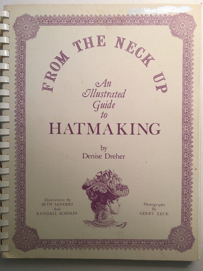 From The Neck Up Hatmaking
