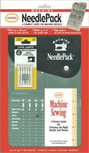 The NeedlePack, An Organizer for Machine Needles - Only two left, no longer made.