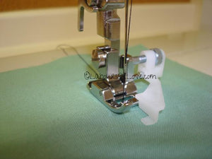 Edge Stitching Foot/Adjustable Top Stitch - Low Shank