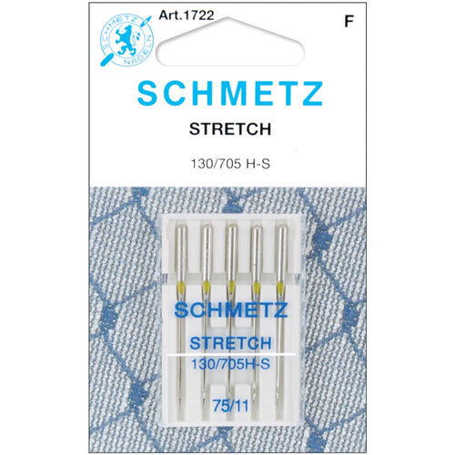 Schmetz Stretch Needles - 75/11