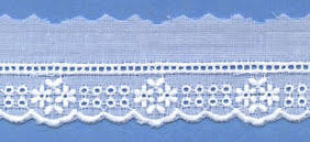 Swiss Lace Edge 1