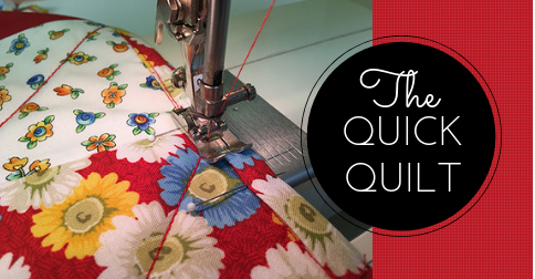 Sewing Lesson #42 The Quick Quilt