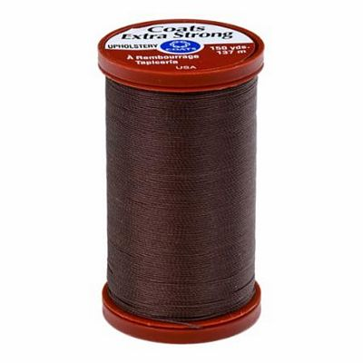 Coats Extra Strong - Upholstery Thread Chocolate Brown