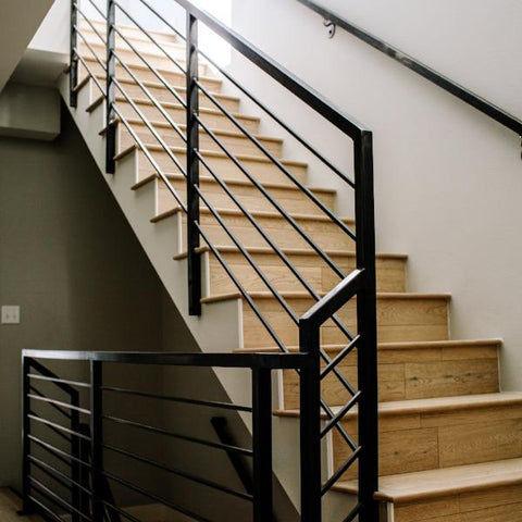Hardwood on Stairs and 3rd Floor Hall