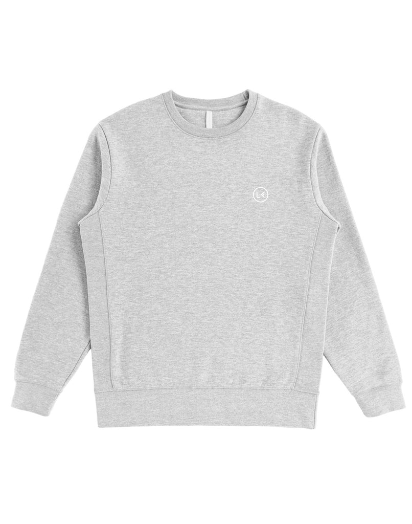 Organic cotton crewneck