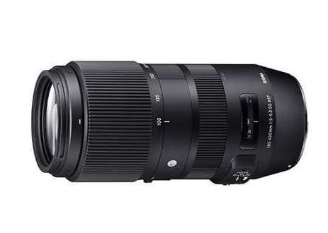 Sigma 100-400mm f/5-6.3 DG OS HSM Lens for Canon EF
