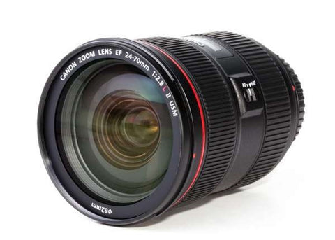 Canon EF 24-70mm f/2.8L II USM Lens Lens Prima Photo & Video