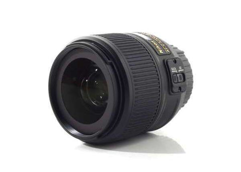 Nikon AF-S FX Nikkor 35mm f/1.8G ED Lens Lens Prima Photo & Video