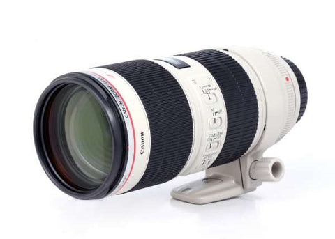 Canon EF 70-200mm f/2.8L IS II USM Lens Lens Prima Photo & Video