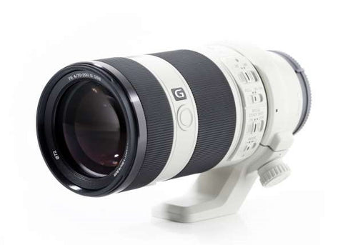 Sony FE 70-200mm F4 G OSS Lens for Sony E