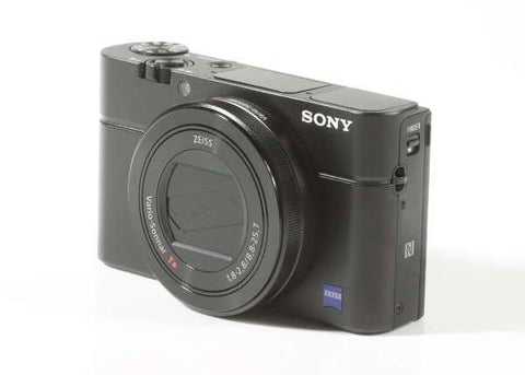 Sony Cyber-shot DSC-RX100 III Digital Compact Camera Compact Camera Prima Photo & Video