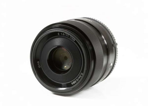 Sony 35mm F1.8 OSS Lens for Sony E