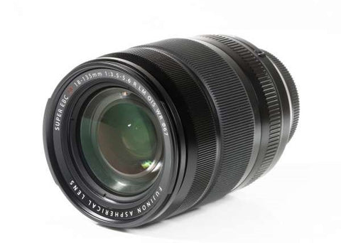 Fujifilm Fujinon XF 18-135mm f/3.5-5.6 R LM OIS WR Lens Lens Prima Photo & Video