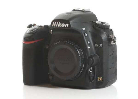 Nikon D750 DSLR Prima Photo & Video