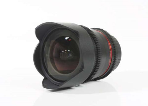 Samyang 10mm T3.1 ED AS NCS CS VDSLR Lens for Sony E