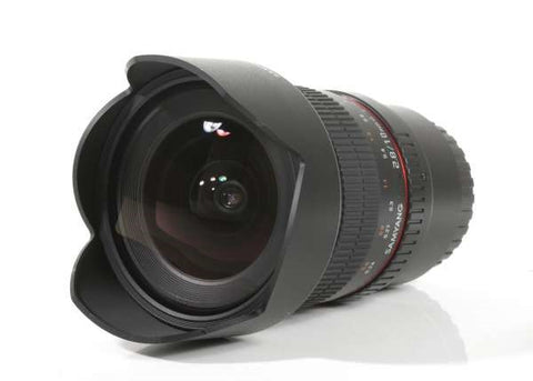 Samyang 10mm f/2.8 ED AS NCS CS Lens for Fuji X