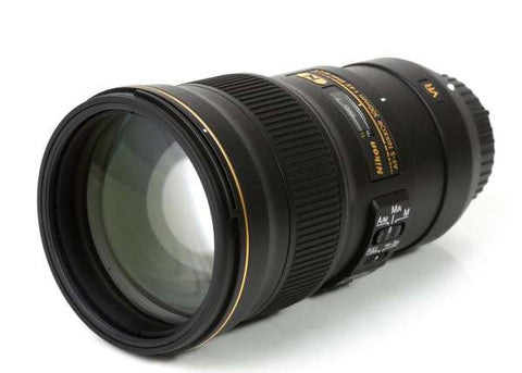 Nikon Nikkor AF-S 300mm f/4E PF ED VR Lens Lens Prima Photo & Video