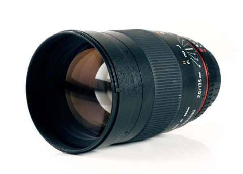 Samyang 135mm f/2.0 ED UMC Lens for Canon EF Mount Lens Prima Photo & Video