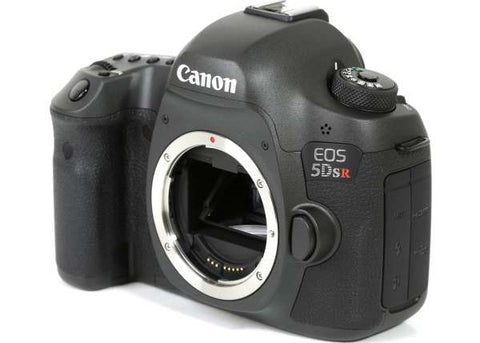 Canon EOS 5Ds R DSLR Prima Photo & Video