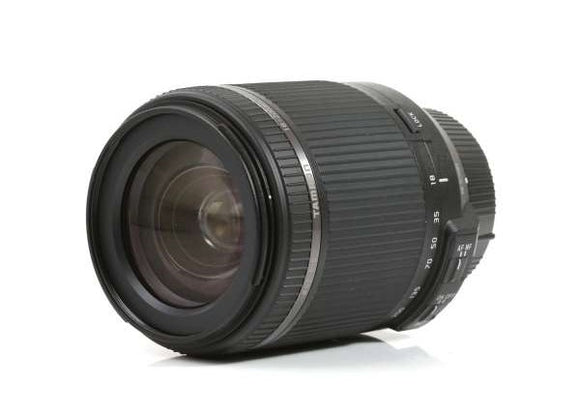 Tamron 18-200mm f/3.5-6.3 Di II VC Lens for Canon EF