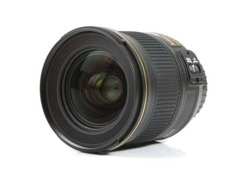 Nikon AF-S Nikkor 24mm f/1.8G ED Lens Lens Prima Photo & Video