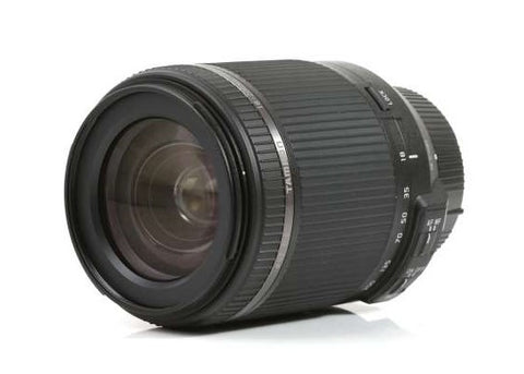 Tamron 18-200mm f/3.5-6.3 Di II VC Lens for Nikon F