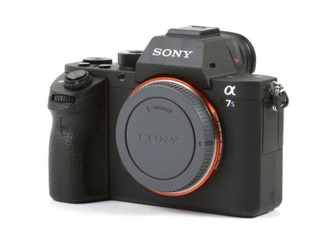 Sony Alpha A7S II Mirrorless Camera Prima Photo & Video