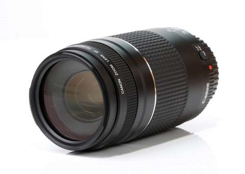 Canon EF 75-300mm f/4-5.6 III Lens Lens Prima Photo & Video