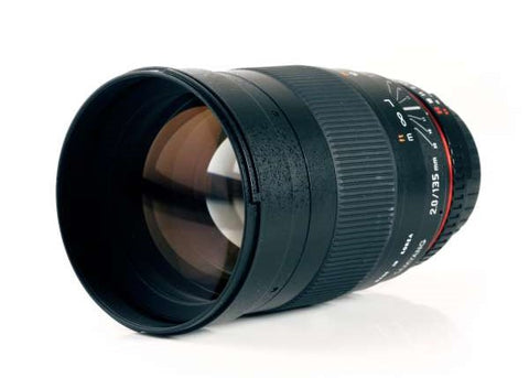 Samyang 135mm F/2.0 ED UMC Lens for Sony E