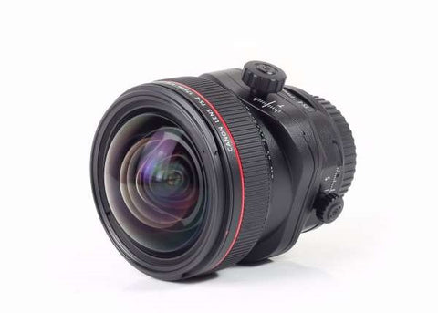 Canon TS-E 17mm f/4 L Tilt-Shift Lens