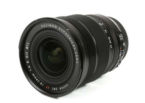 Fujifilm Fujinon XF 10-24mm f/4 R OIS Lens Lens Prima Photo & Video